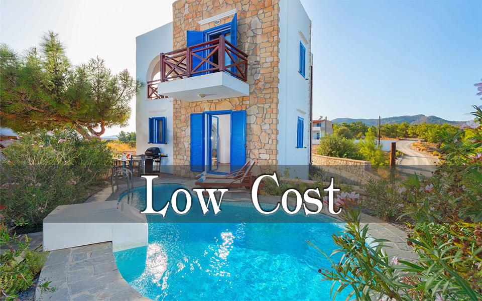 Rhodes Holidays Low Cost Villas