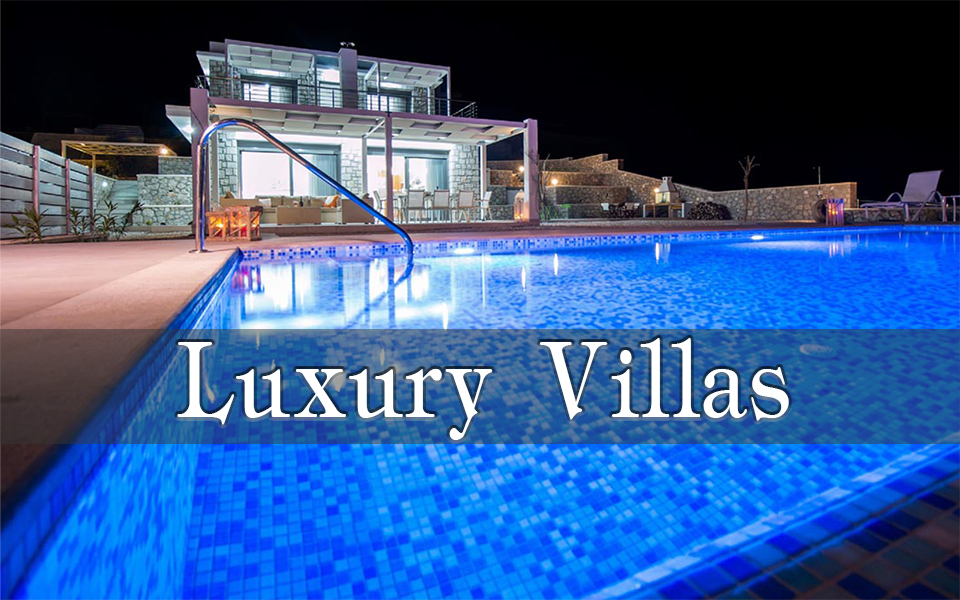 Rhodes Holidays Luxury Villas