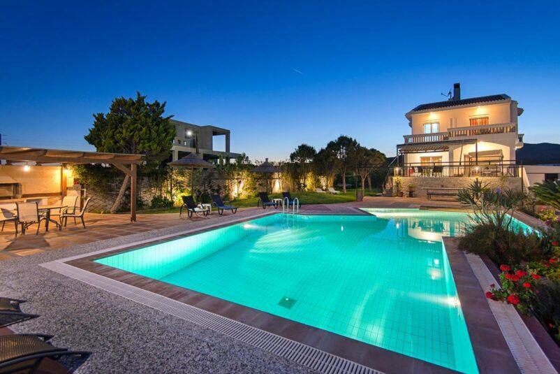 Rhodes Holidays Alkyoni Villa Rhodes 1