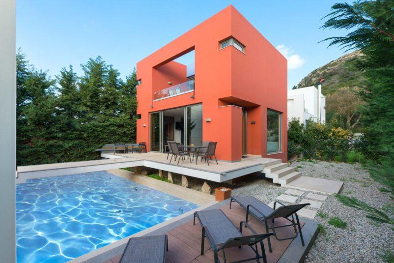 Rhodes Holidays Almond Villa Rhodes 1