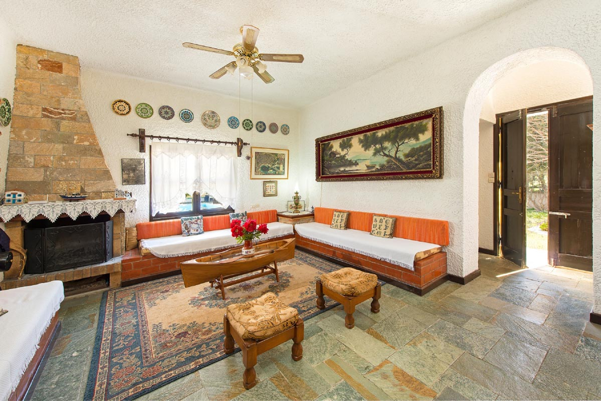 Rhodes Holidays Amazing Traditional Villa Rhodes