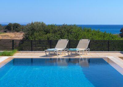 Rhodes Holidays Blue Wave Villa up to 8 Rhodes 23