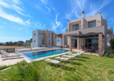 Rhodes Holidays Blue Wave Villa up to 8 Rhodes 25