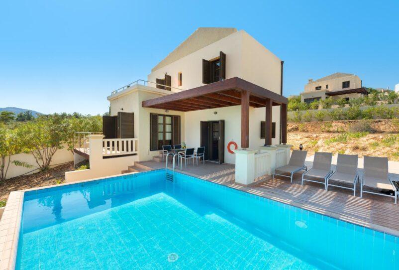 Rhodes Holidays Aegean Blue Villas 1