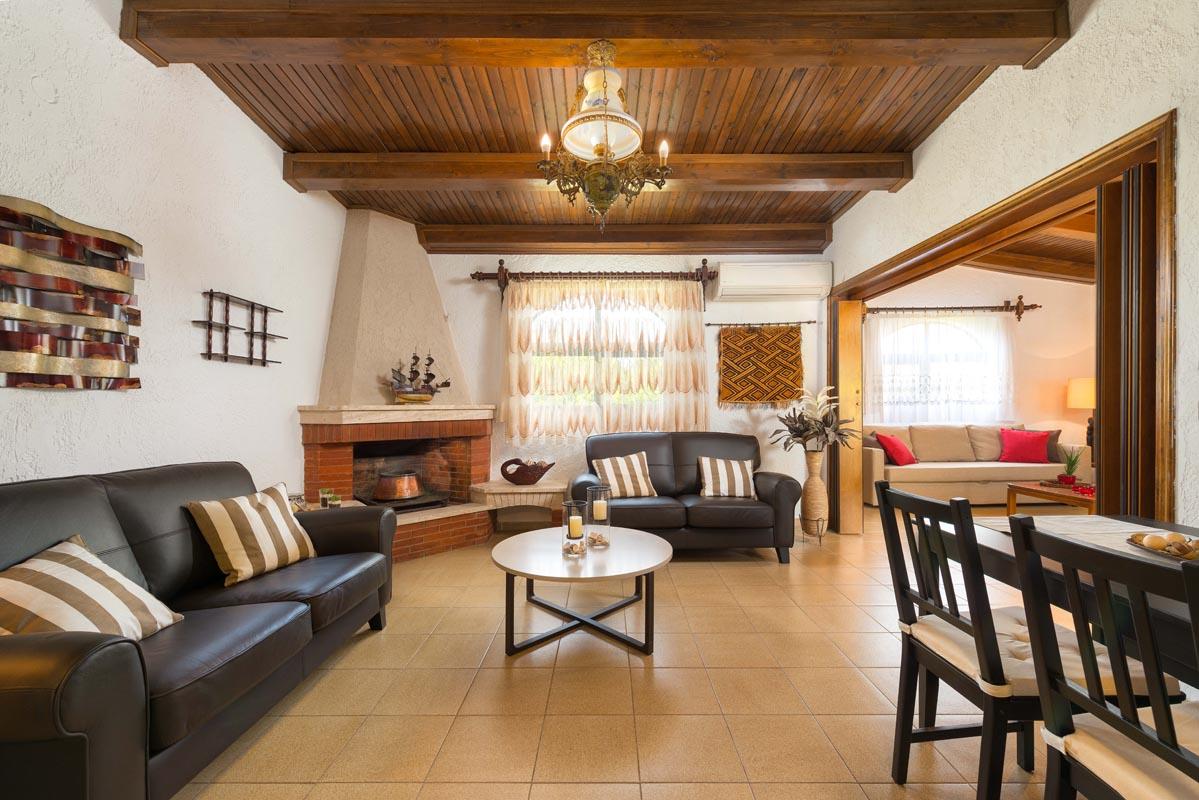 Rhodes Holidays Agia Paraskevi Villa House Rhodes (1)