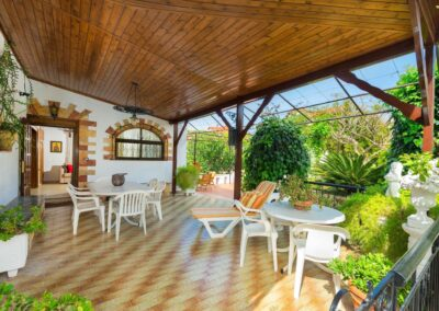 Rhodes Holidays Agia Paraskevi Villa House Rhodes (11)