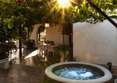 Rhodes Holidays Agia Paraskevi Villa House Rhodes (21)
