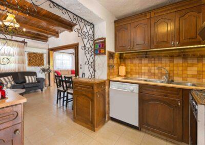 Rhodes Holidays Agia Paraskevi Villa House Rhodes (4)