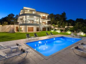 Rhodes Holidays Amaltheia Villa Rhodes 1
