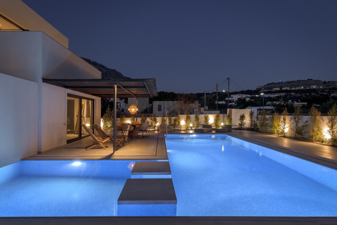 Rhodes Holidays Bianco Boutique Villa Eva Rhodes 36