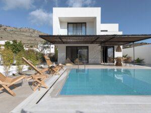 Rhodes Holidays Bianco Boutique Villa Rhodes 1