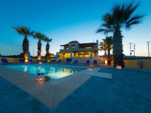 Rhodes Holidays Blue Asteri Villa Rhodes (1)