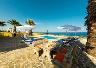 Rhodes Holidays Blue Asteri Villa Rhodes (2)