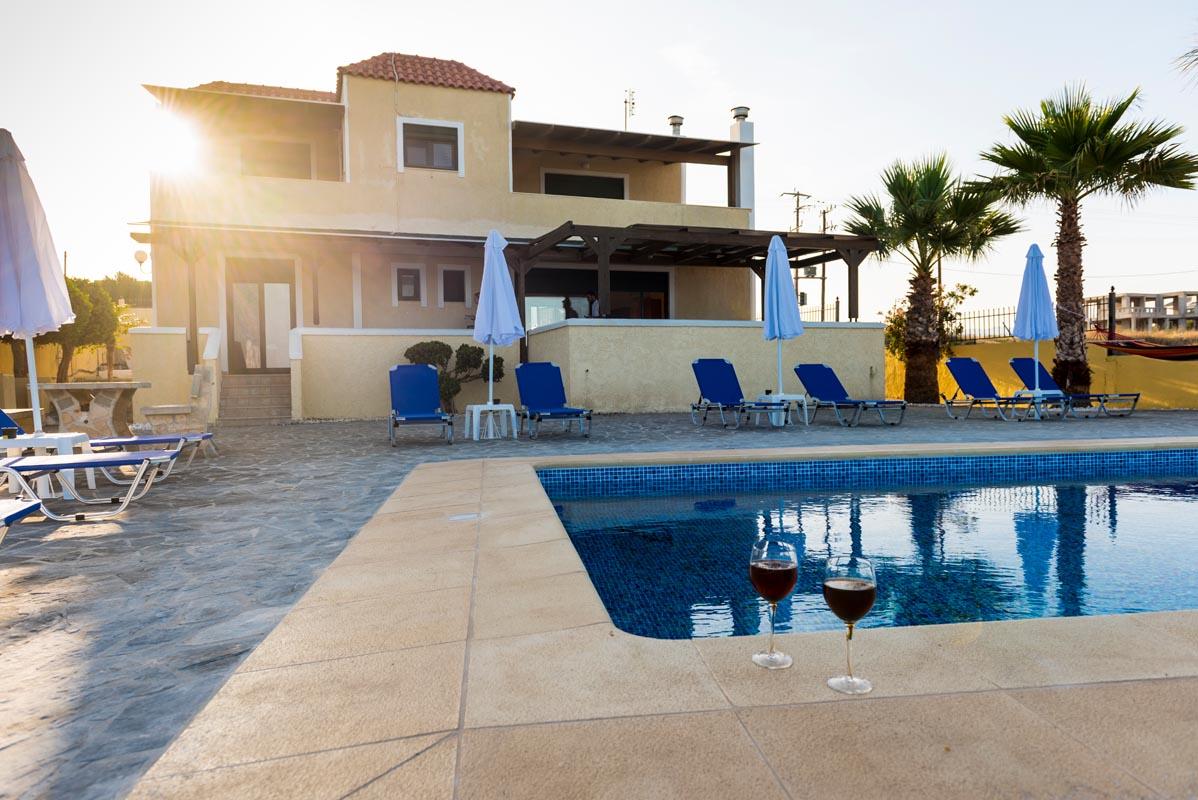 Rhodes Holidays Blue Asteri Villa Rhodes (28)