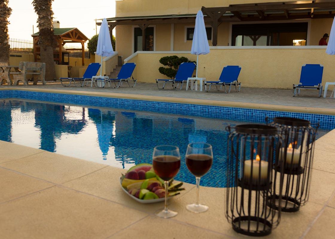Rhodes Holidays Blue Asteri Villa Rhodes (29)
