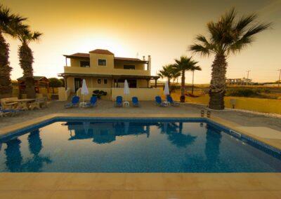 Rhodes Holidays Blue Asteri Villa Rhodes (30)