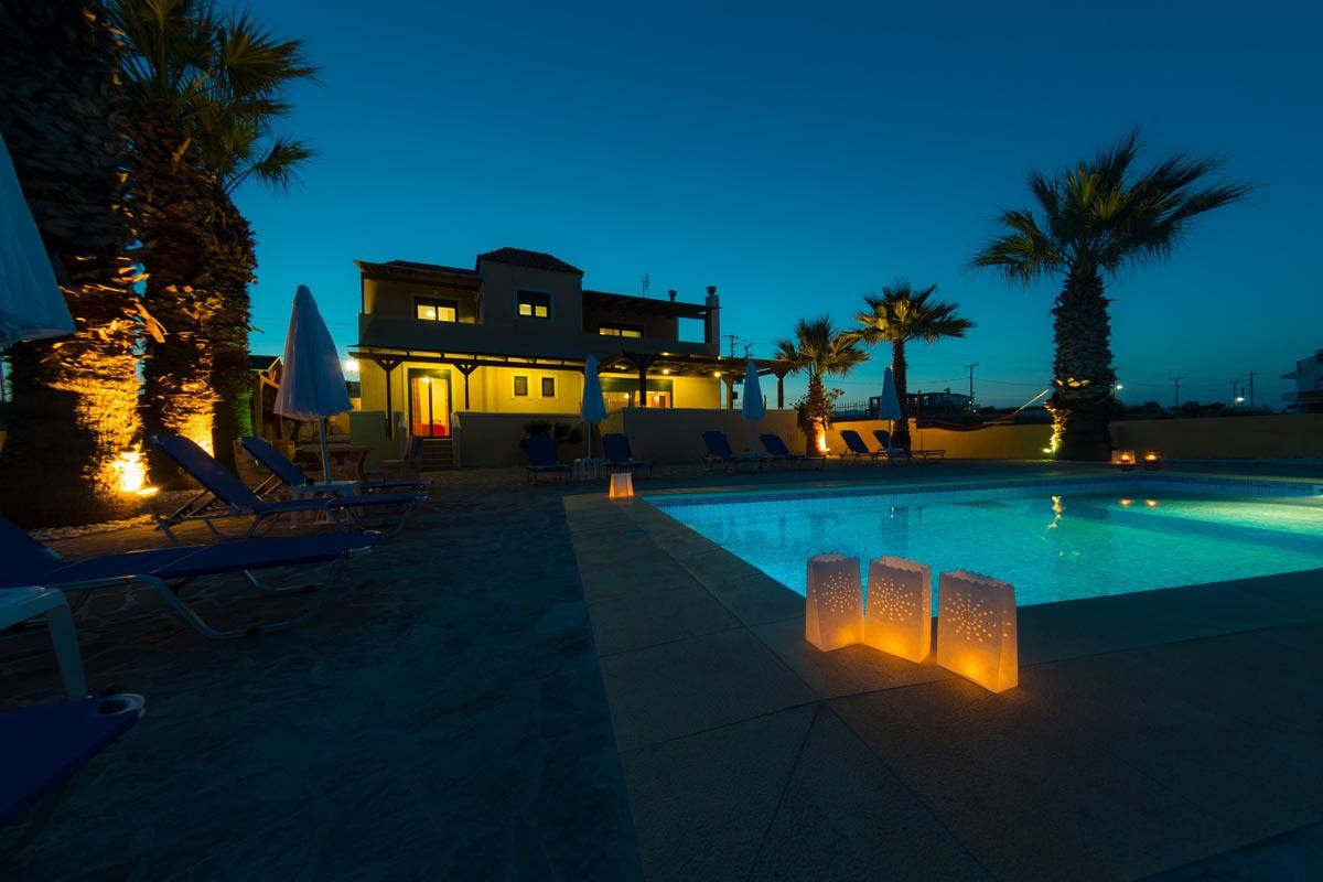 Rhodes Holidays Blue Asteri Villa Rhodes (31)