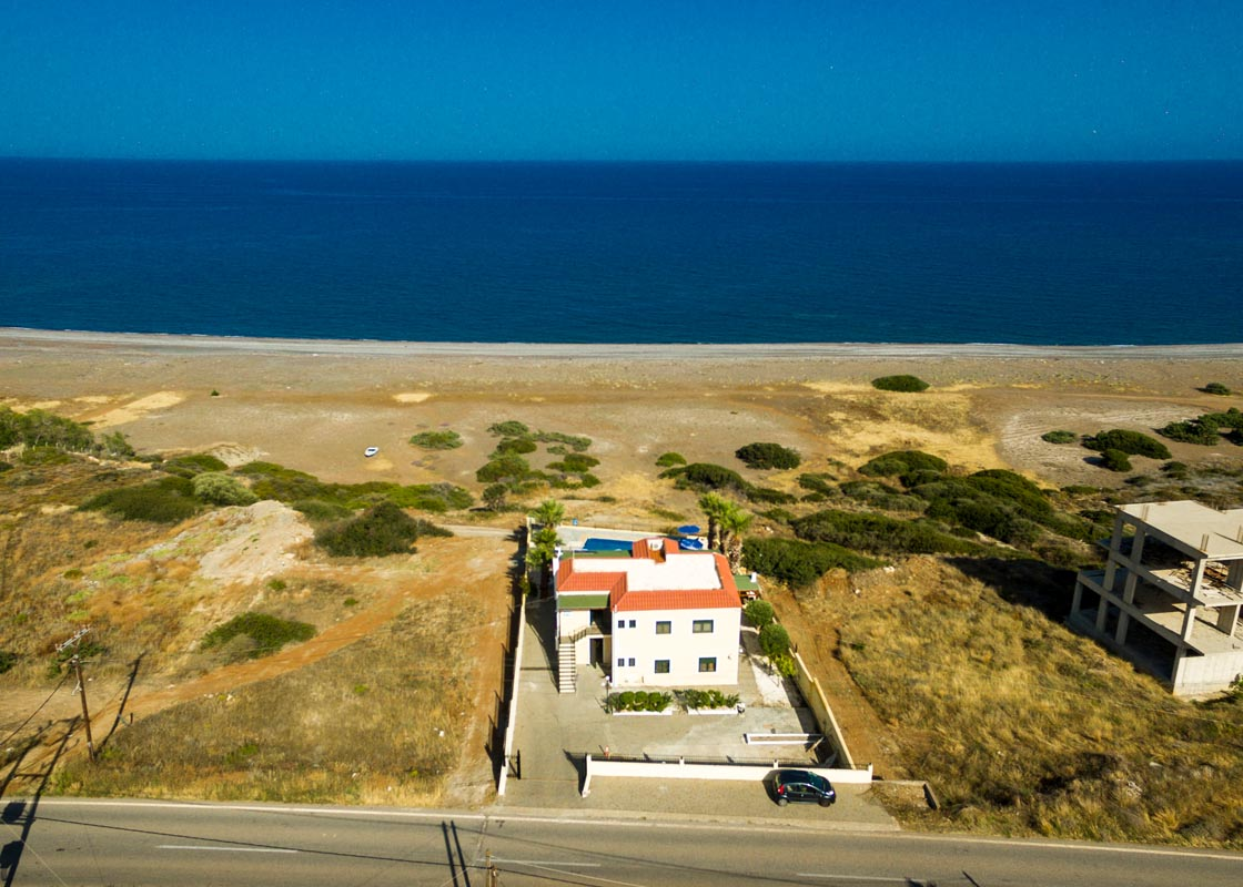 Rhodes Holidays Blue Asteri Villa Rhodes (5)