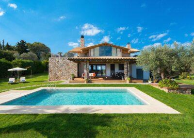 Rhodes Holidays Blue & Green Villa Rhodes (1)
