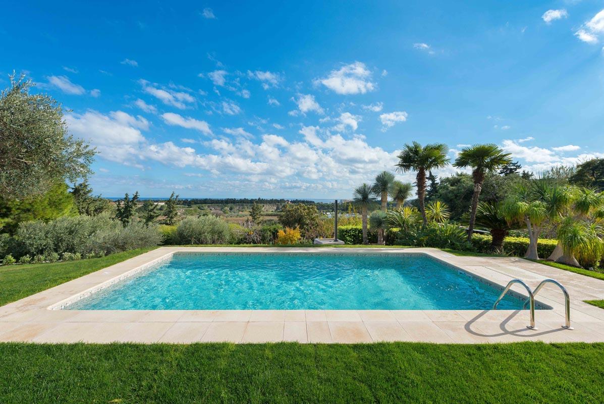 Rhodes Holidays Blue & Green Villa Rhodes (18)
