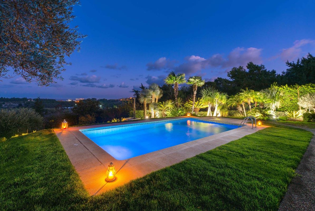 Rhodes Holidays Blue & Green Villa Rhodes (21)