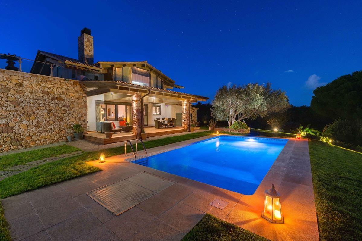 Rhodes Holidays Blue & Green Villa Rhodes (22)