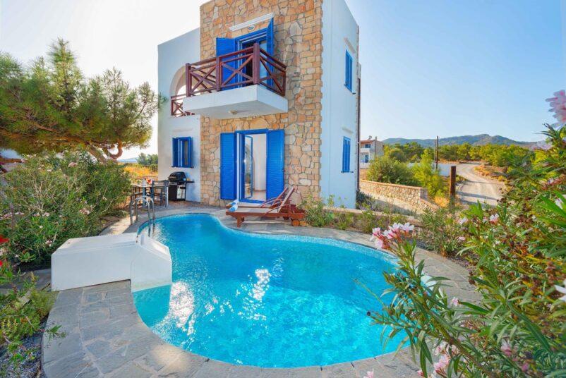 Rhodes Holidays Blue Sea Villa Rhodes (001)