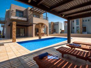 Rhodes Holidays Blue Wave Villa up to 10 Rhodes 1