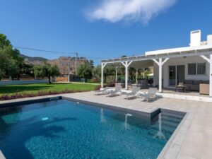 Rhodes Holidays Casa Bianca Villa Rhodes 1