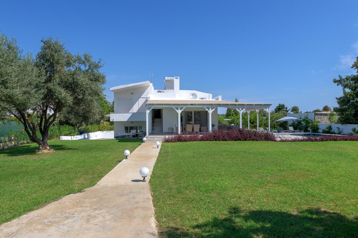 Rhodes Holidays Casa Bianca Villa Rhodes 27