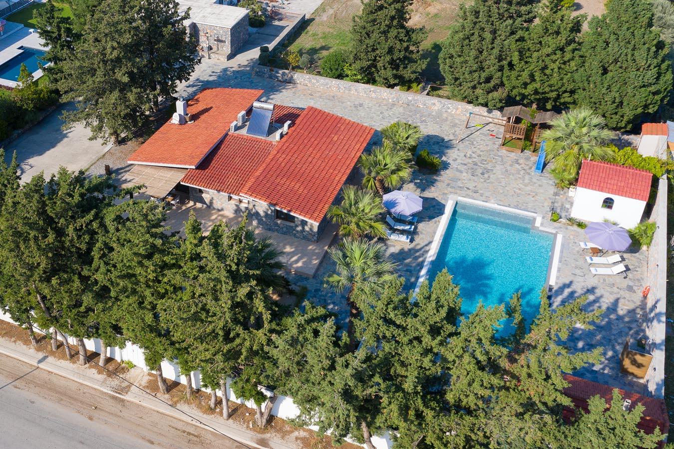 Rhodes Holidays Dphotos Madia Villa Rhodes 20