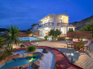 Rhodes Holidays Dreamcatcher Villa Rhodes 1