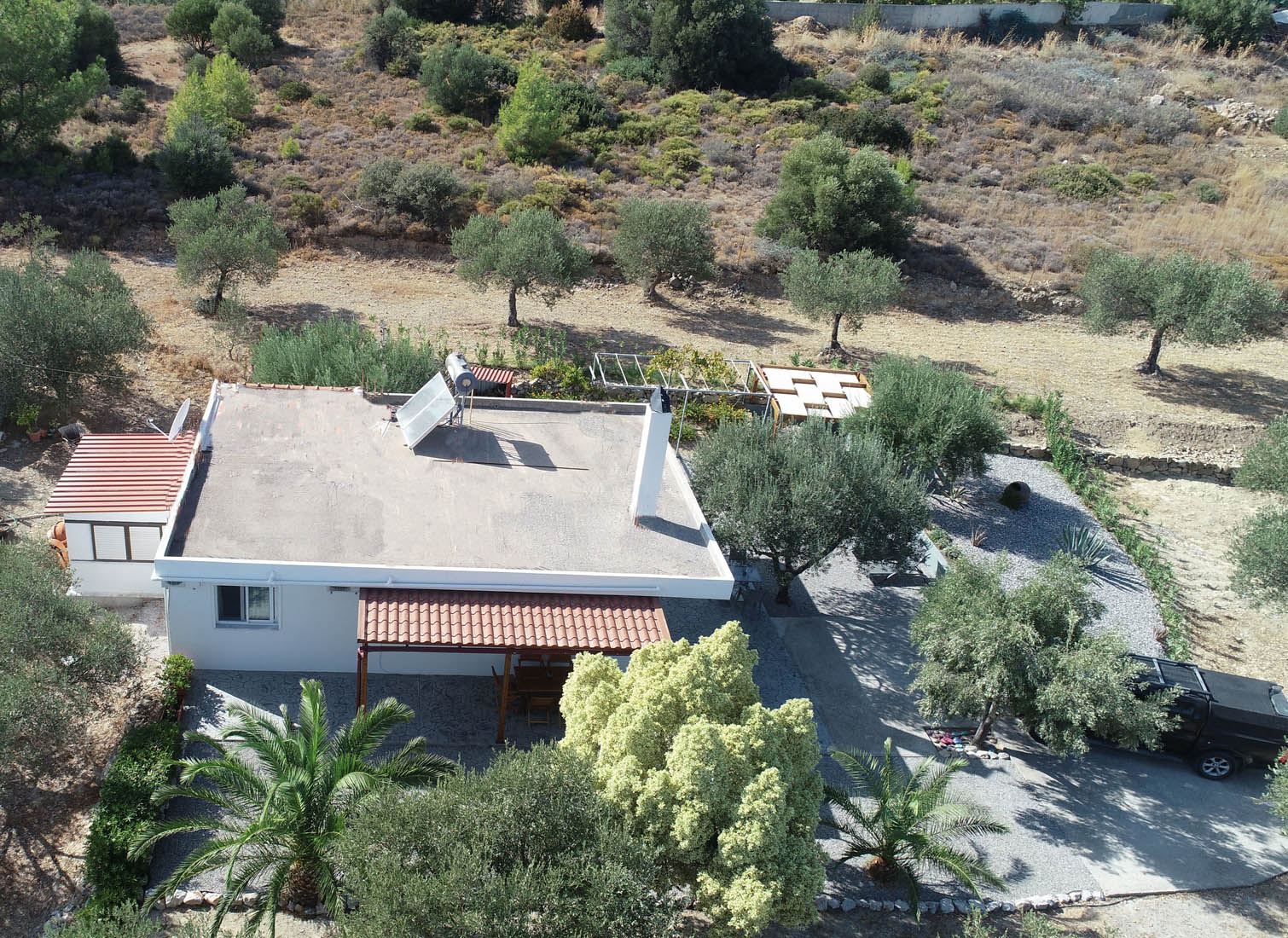 Rhodes Holidays Eugeias Olive House Rhodes