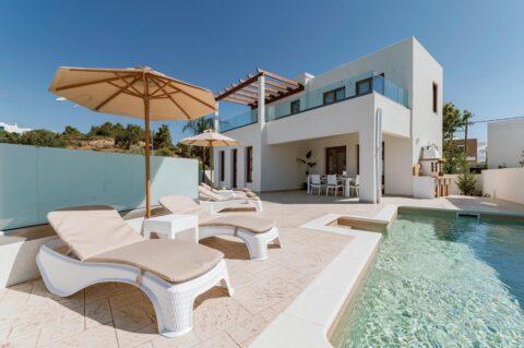 Rhodes Holidays Eventide Villa 1