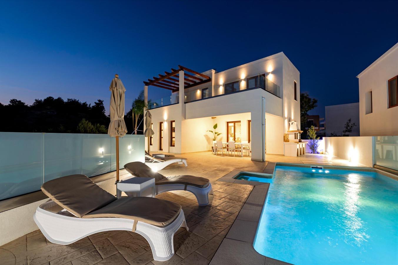 Rhodes Holidays Eventide Villa 28