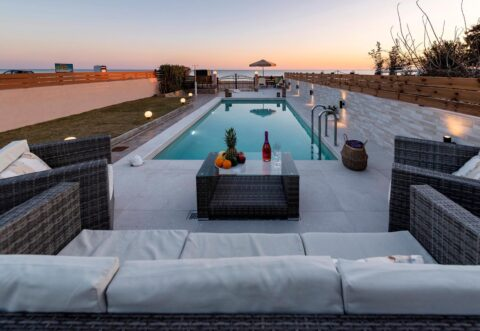 Rhodes Holidays Fay Villa Rhodes 1