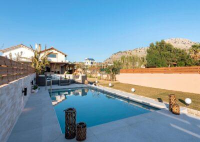 Rhodes Holidays Fay Villa Rhodes 23