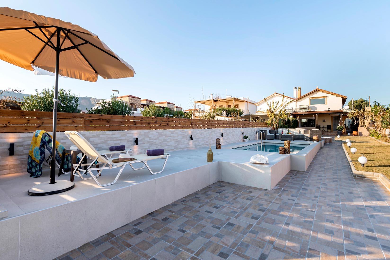 Rhodes Holidays Fay Villa Rhodes 25
