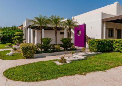Rhodes Holidays Filerimos Oasis Villa Rhodes (24)