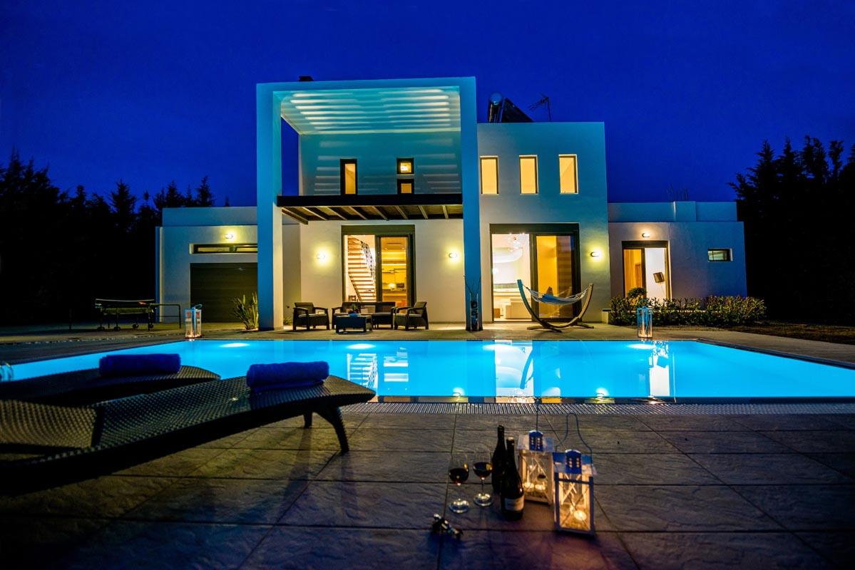 Rhodes Holidays Filerimos Oasis Villa Rhodes (25)