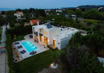 Rhodes Holidays Filerimos Oasis Villa Rhodes (7)