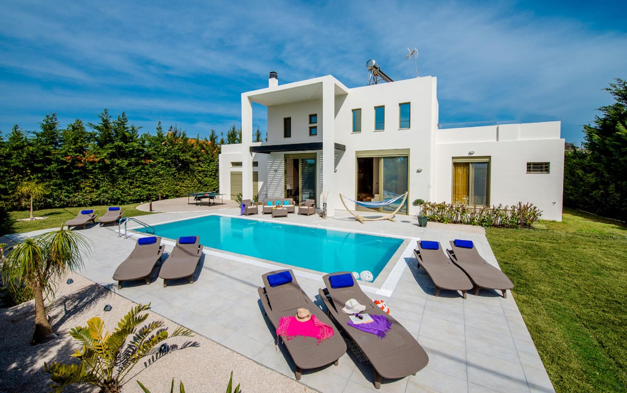 Rhodes Holidays Filerimos Oasis Villa Rhodes (8)