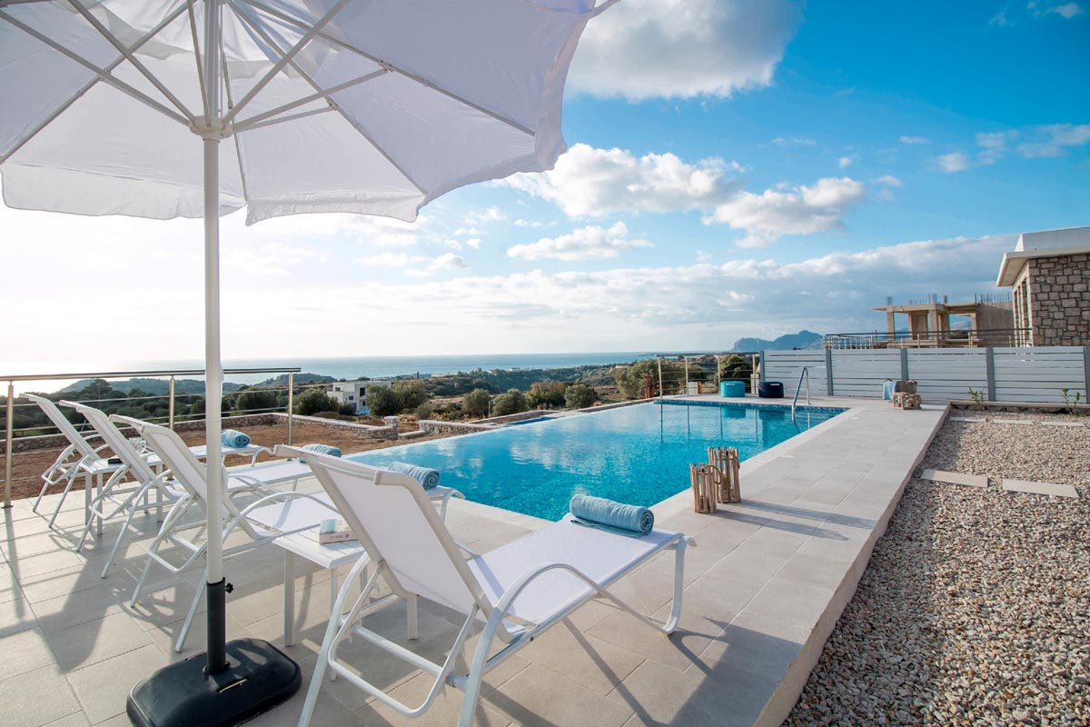 Rhodes Holidays Francis Villa Rhodes 2