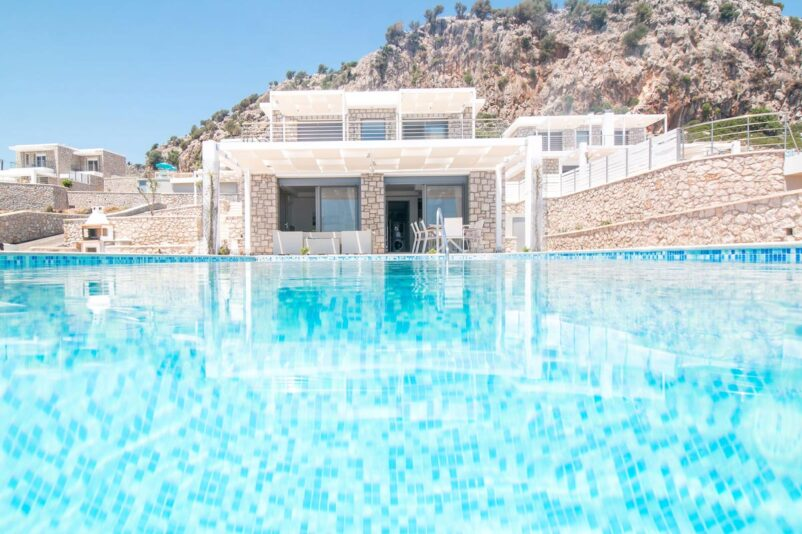Rhodes Holidays Gregorys Villa Rhodes 1