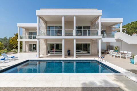 Rhodes Holidays Hill Top Luxury Villa Rhodes 1