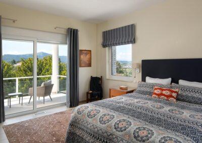 Rhodes Holidays Hill Top Luxury Villa Rhodes 11
