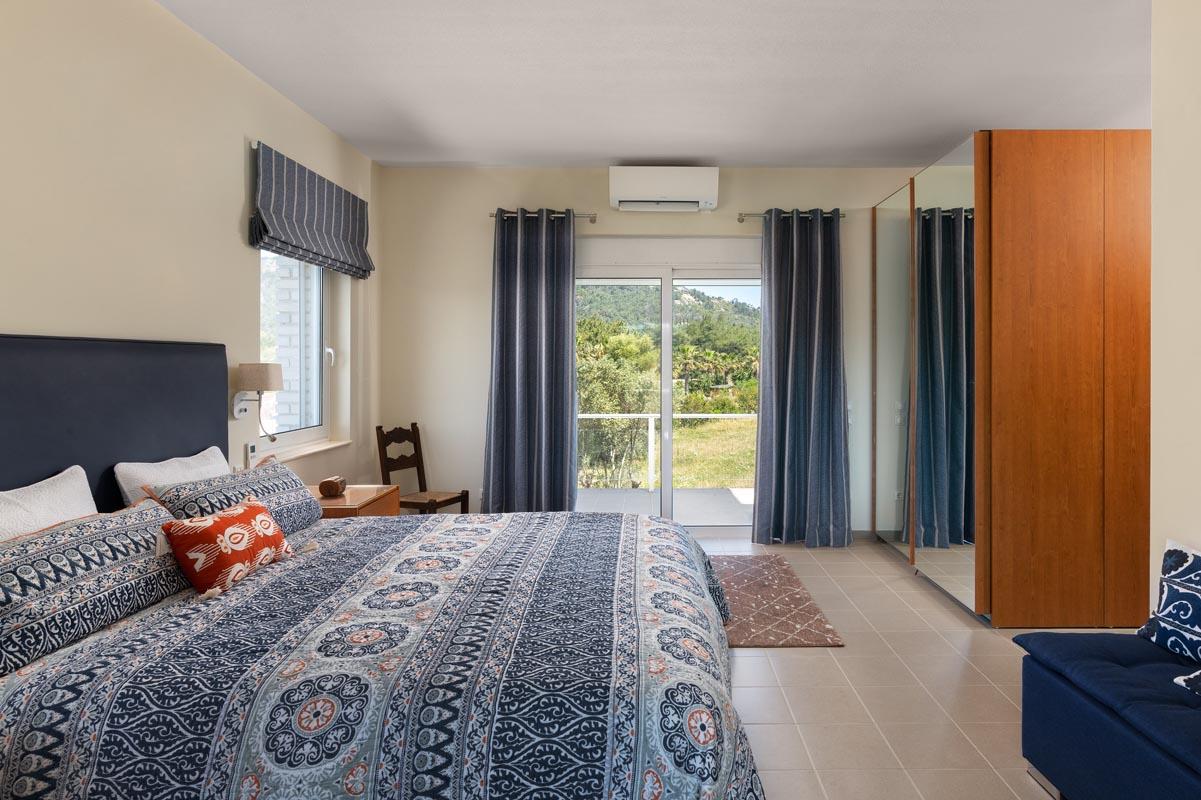 Rhodes Holidays Hill Top Luxury Villa Rhodes 12