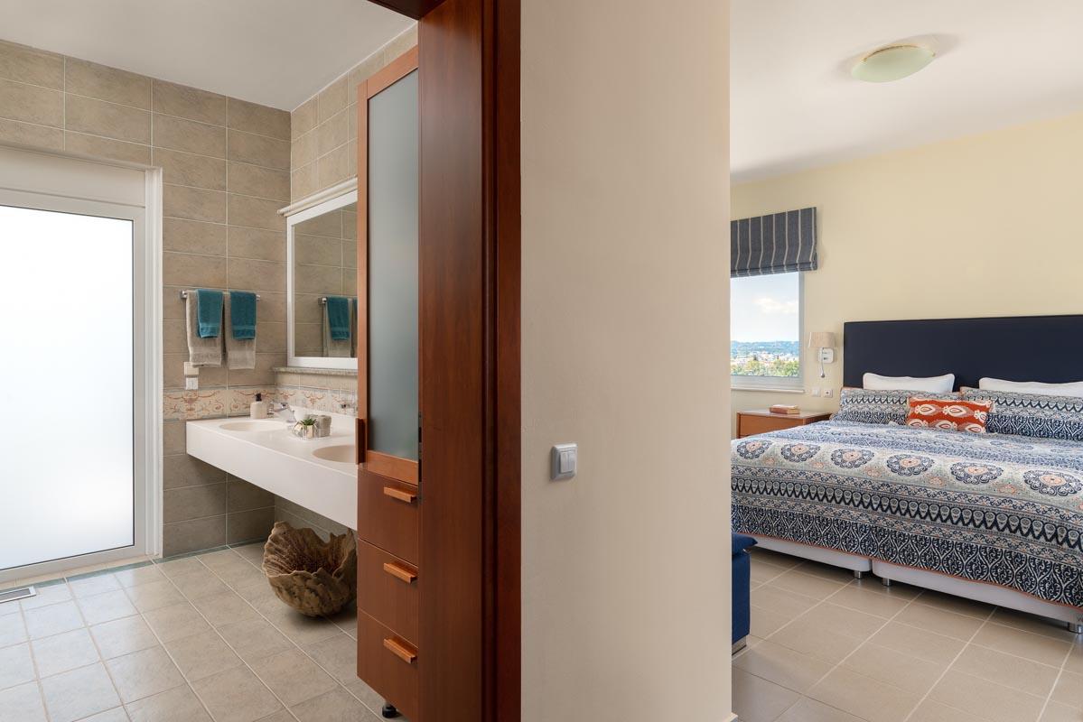 Rhodes Holidays Hill Top Luxury Villa Rhodes 13