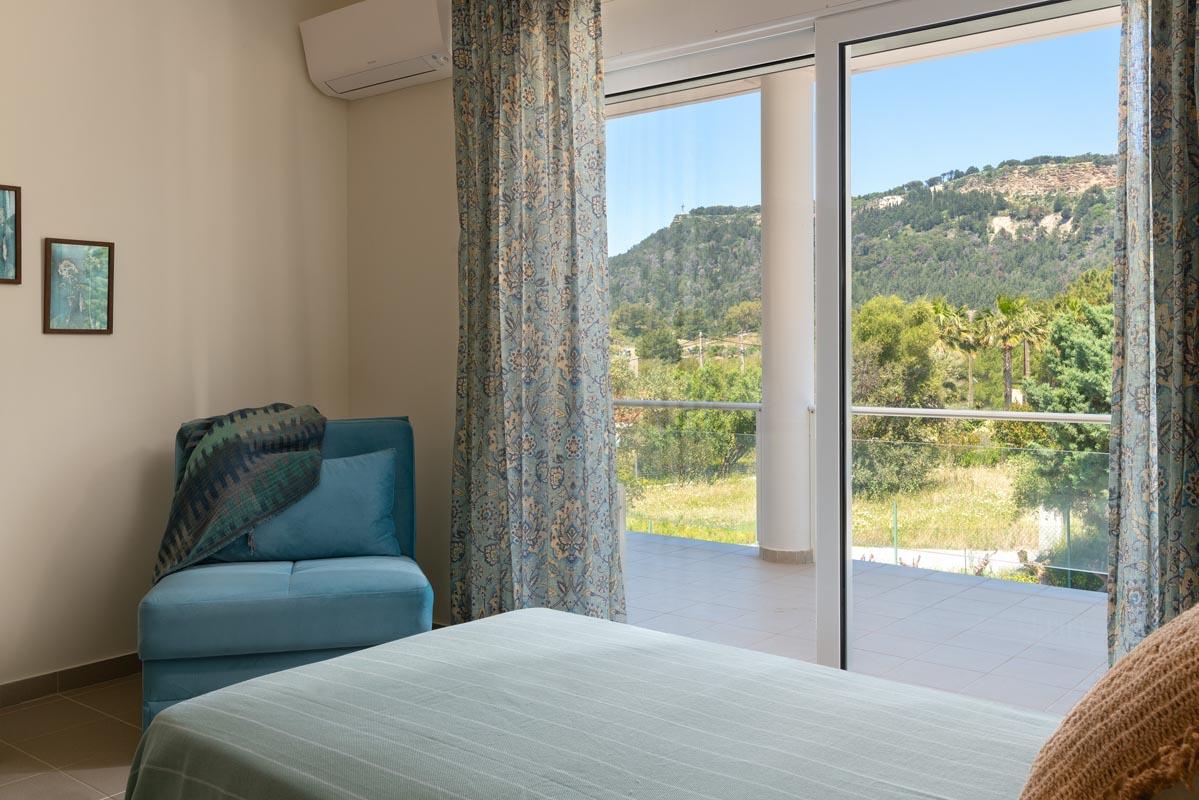 Rhodes Holidays Hill Top Luxury Villa Rhodes 15