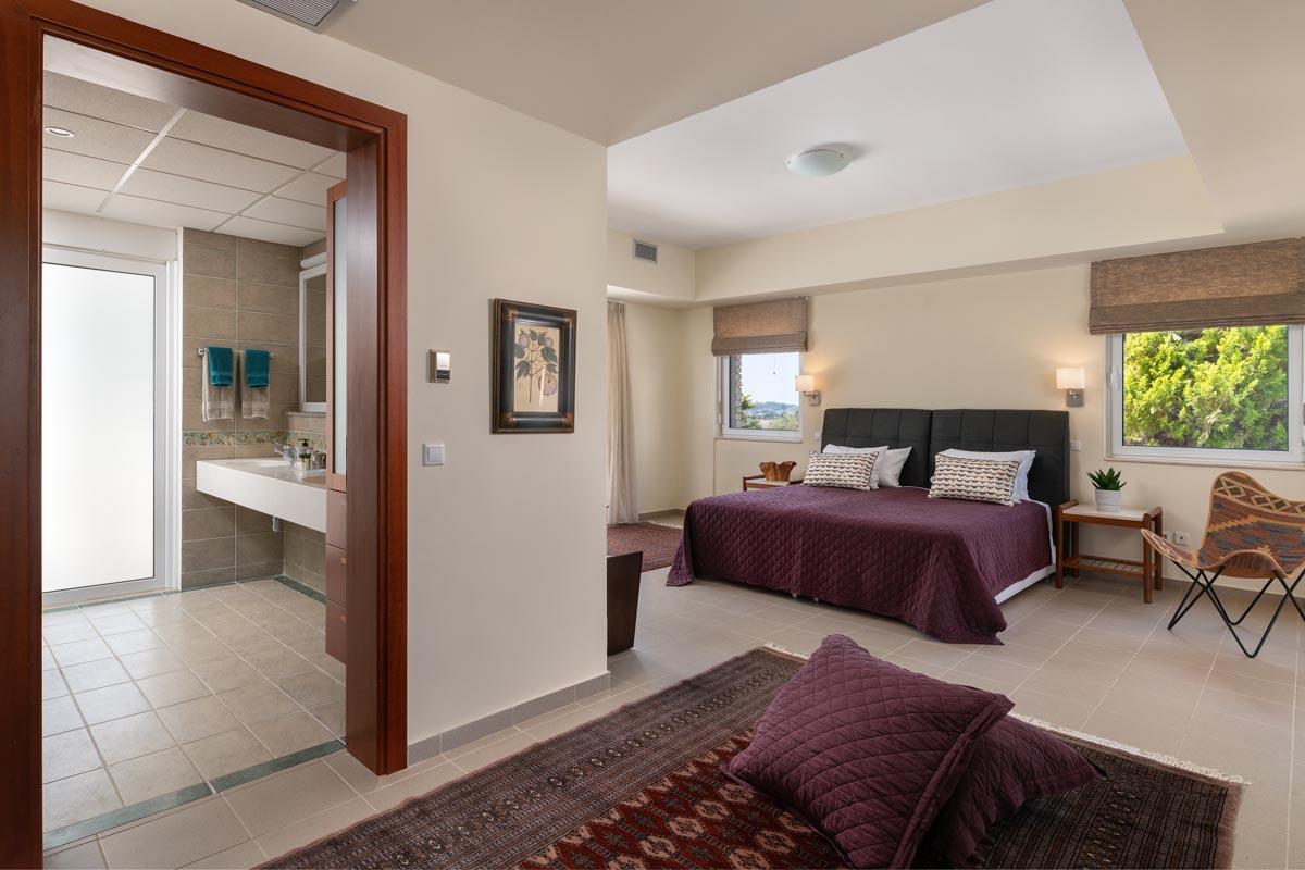 Rhodes Holidays Hill Top Luxury Villa Rhodes 19